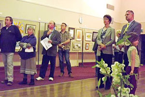 The Goulburn Workers Annual Art Prize 2011