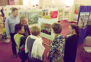 The Goulburn Workers Annual Art Prize 2014