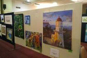 The Goulburn Workers Annual Art Prize 2015